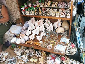 Морские сувениры из Доминиканы