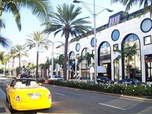 Что посмотреть в Лос-Анджелесе - Родео-драйв