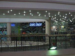 Магазин снаряжения для дайвинга в Хургаде