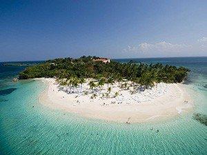 Лучшие пляжи Доминиканы: Левантадо