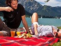 Сколько стоит отдых летом на озёрах Австрии