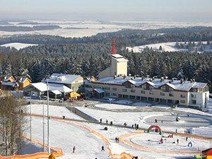 Крупнейший горнолыжный курорт Беларуси: Силичи