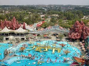 Парк развлечений для детей и взрослых Дай Нам