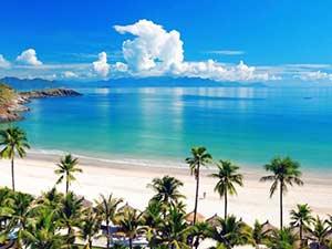 Лучшие пляжи курорта Нянчанг