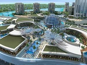 Курорт Пальма Джумейра в Дубаи