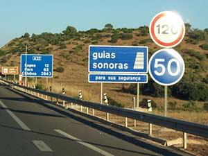 Дороги и ПДД в Португалии