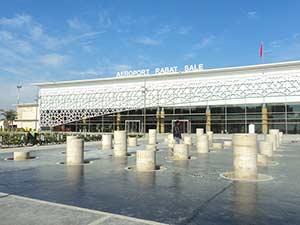 Международный аэропорт Рабат