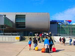 Аэровокзал Дубровник