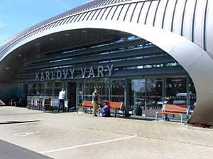 Международный аэропорт Карловы Вары