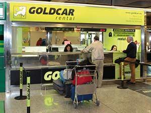 Стоимость аренды авто в Goldstar