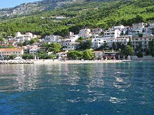 Хорватский курорт Брела