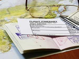 Пакет документов на визу в Португалию