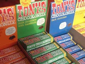Голландский шоколад