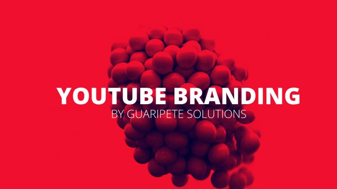 YouTube Branding English Version Coaching Training Program by Guaripete Solutions