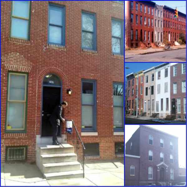 Baltimore's New Business Open House - 32nd Annual! Historic Neighborhood Tour
