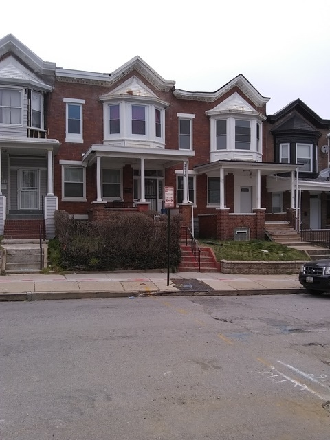 2905 Presstman St, Baltimore, MD 21216 Purchase and Renovation Single Housing Project
