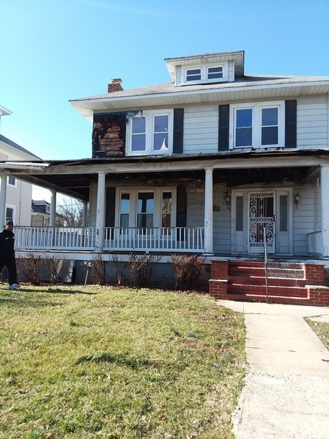 3404 Edgewood Rd, Baltimore, MD 21215 Purchase and Renovation Custom Housing Project