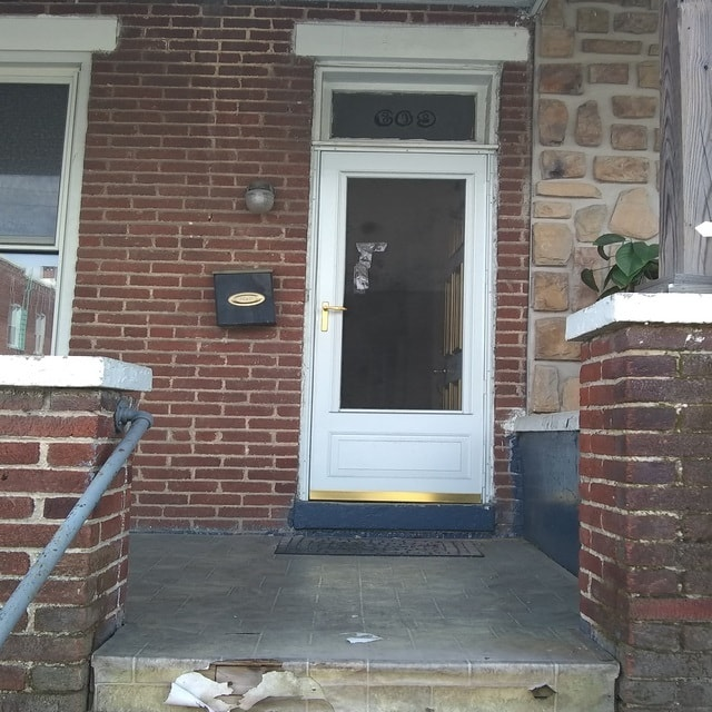 609 E 30th St, Baltimore, MD 21218 Purchase and Renovation Single Housing Project