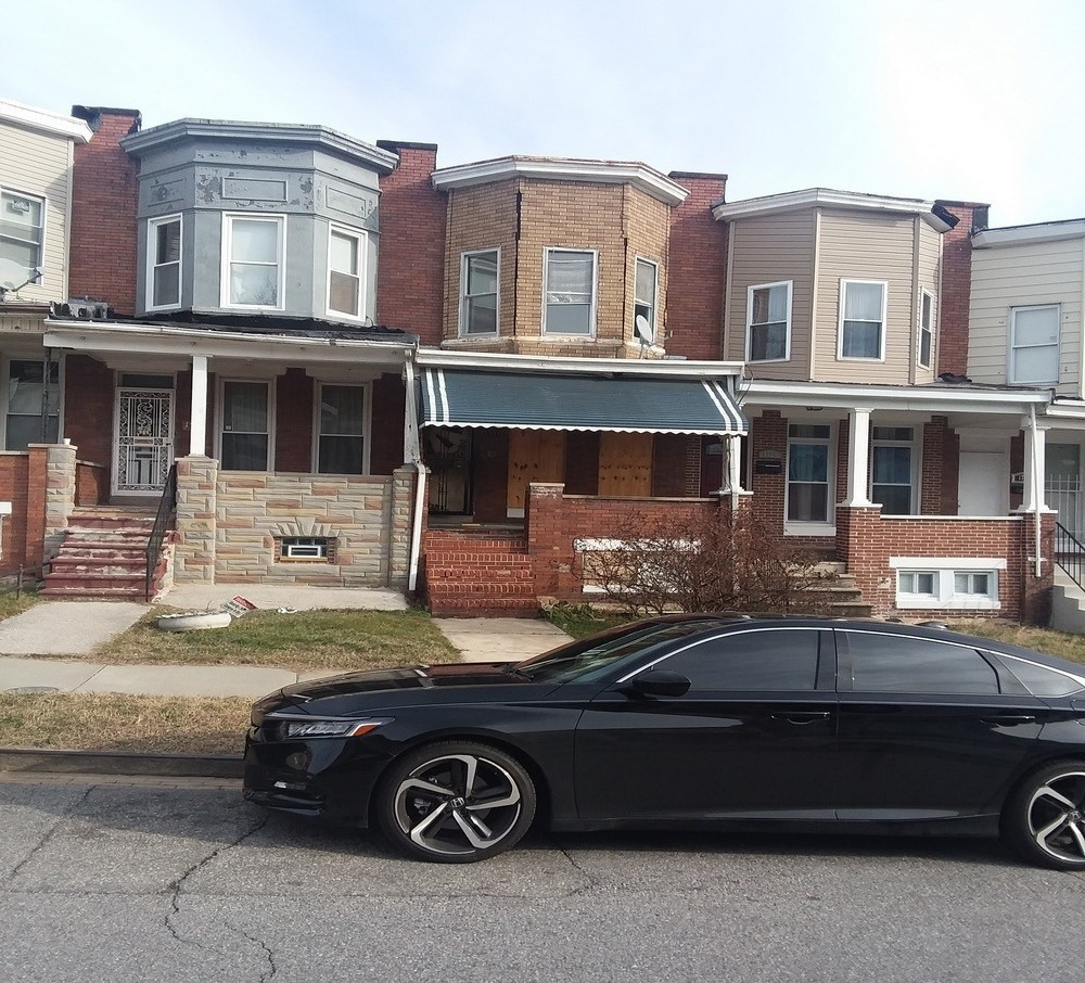 1731 Pulaski St N, Baltimore, MD 21217 Purchase and Renew Single Housing Project