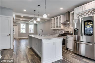"""Absolutely Stunning Renovation"" 1930 BENNETT PL NE, WASHINGTON, DC 20002 is $689,900"