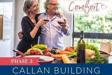 Callan Building NOW SELLING