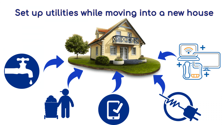 Managing Utilities Makes Great Home Shopping — A Step-by-Step Guide on Moving House Utilities Checklist