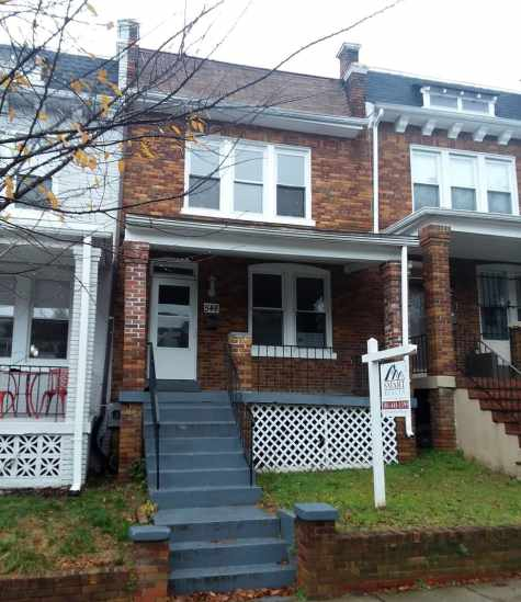 548 23rd Place Northeast, Washington, DC 20002 -4
