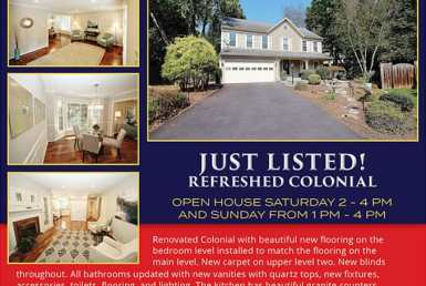 7003 Dreams Way Court, Alexandria VA 22315