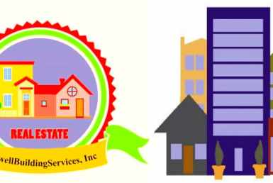 Rodwell Building Services Logos Side by Side