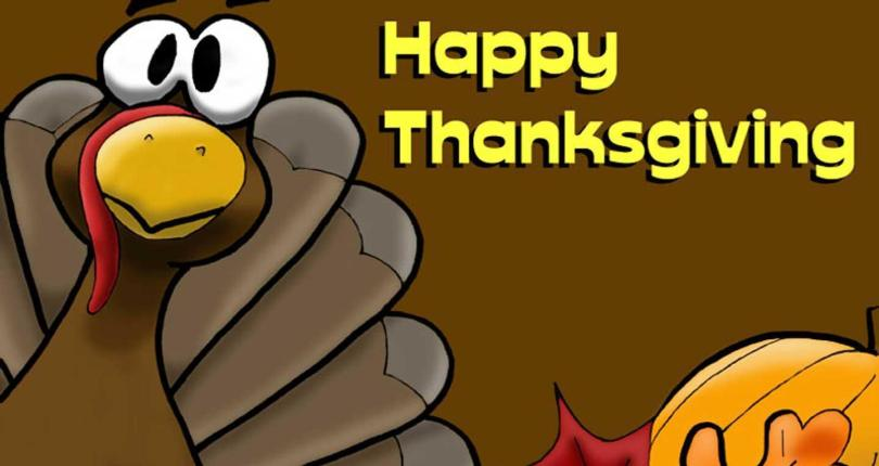 Custom Home builders, Brand New Home builders and Renewed Home re-builders; Have a Happy Thanksgiving