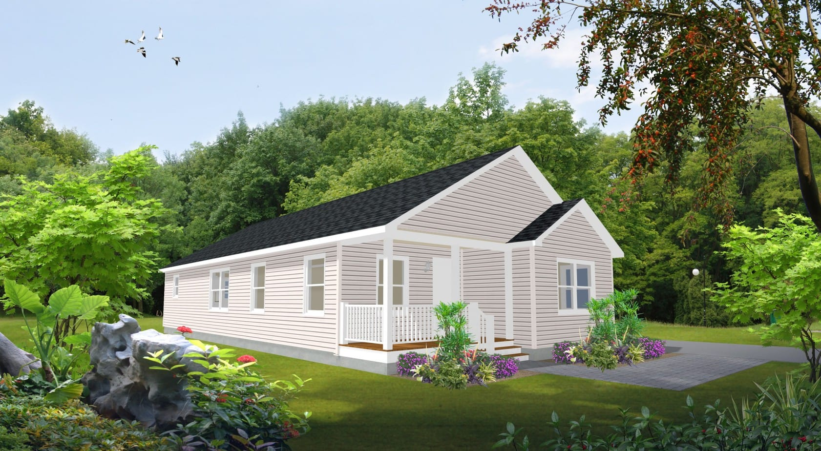 Have a Vacant Lot? This Express Modular Pre-Ordered Model is On Sale