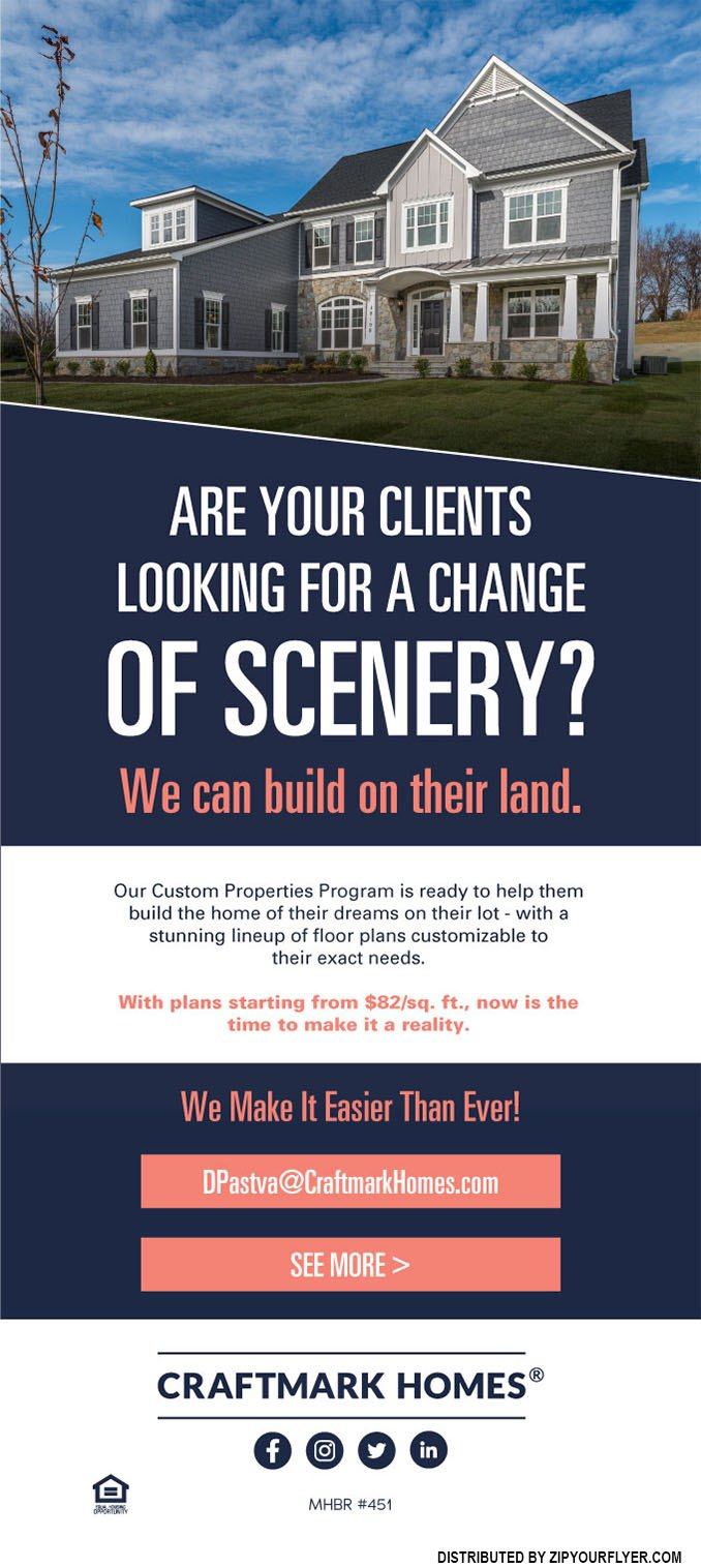 Our Clients Don't Have to Wait to Build