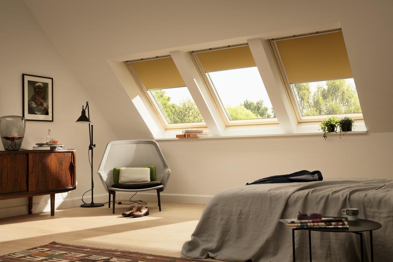 Dodatkowe produkty i akcesoria do okien dachowych- Velux – przegląd oferty