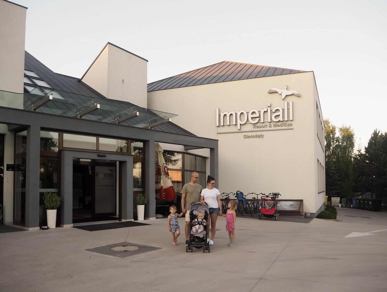 2000 km za nami- podróż z Lubelszczyzny w góry i z gór nad morze czyli nasze wakacje w Imperiall Resort & MediSpa