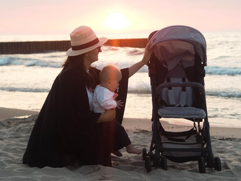 Spacerówka Chicco Miinimo- idealne rozwiązanie dla rodzin podróżujących.