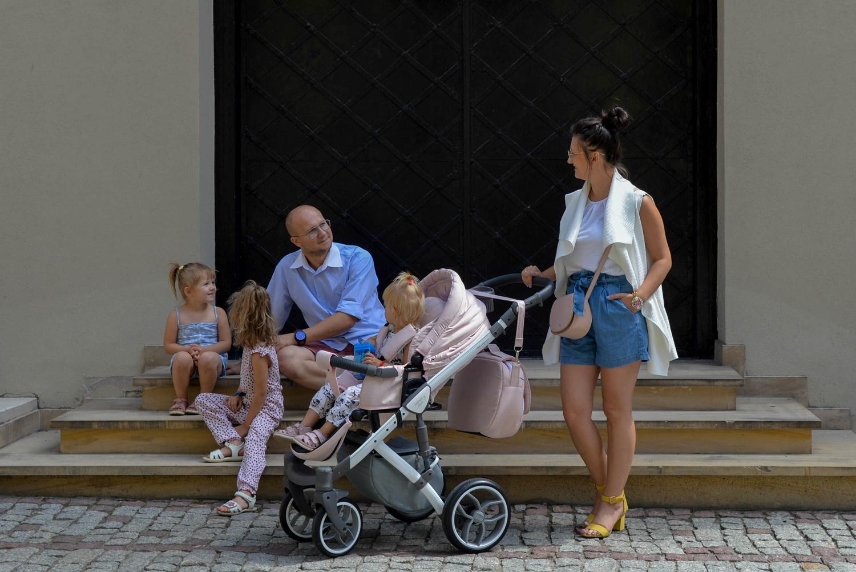 Recenzja wózka Baby Merc Faster 3 Style w kadrach wyjątkowo klimatycznego Lublina. Tak pięknych zdjęć daaawno nie mieliśmy!