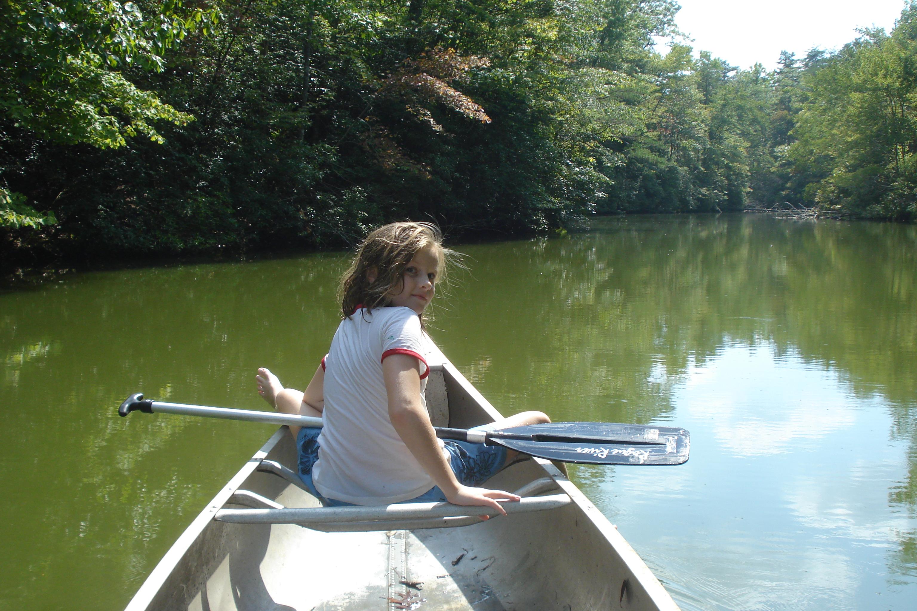 Belle Canoe