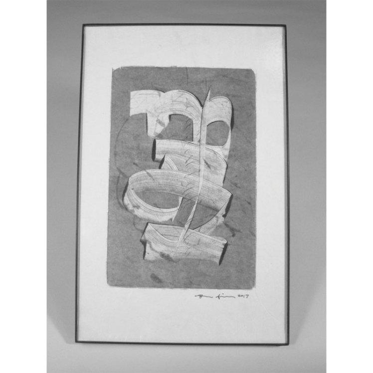 Monoprint #4