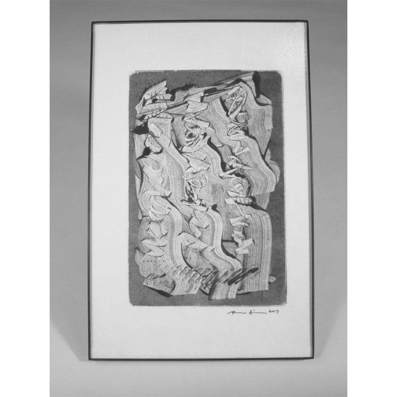 Monoprint #5