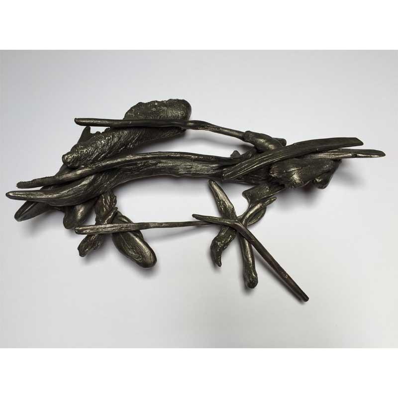 Driftsteel Sculpture
