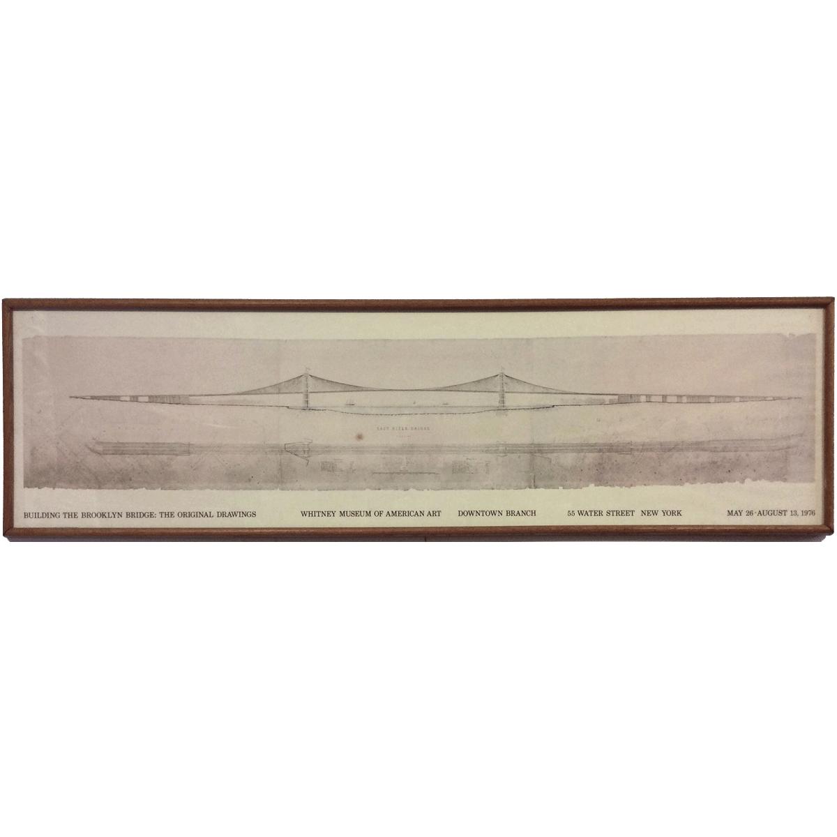 Building the Brooklyn Bridge: The Original Drawings