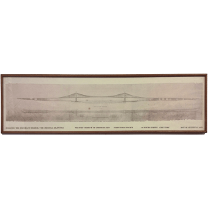 Building the Brooklyn Bridge: The Original Drawings