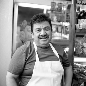 "Federico ""Leco"" 56, owner of Delizias Bakery"