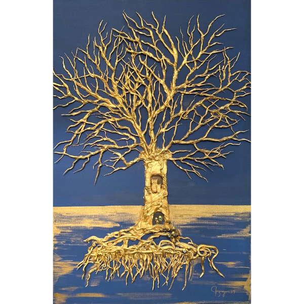 Midnight Treasure Tree