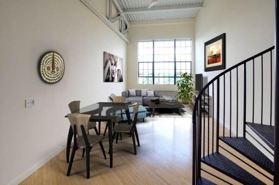 Brooklyn III Living Room