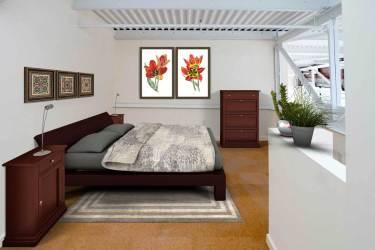 Platform bedroom