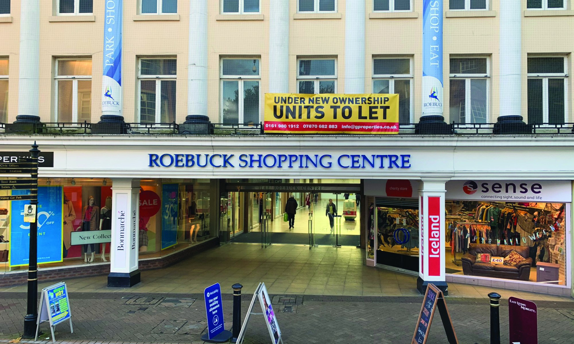 Roebuck Shopping Centre