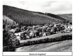 Zwota im Vogtland
