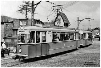 Klingenthal_Strassenbahn_Auerbacherstrasse