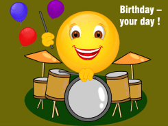 Smiley – birthday – your day